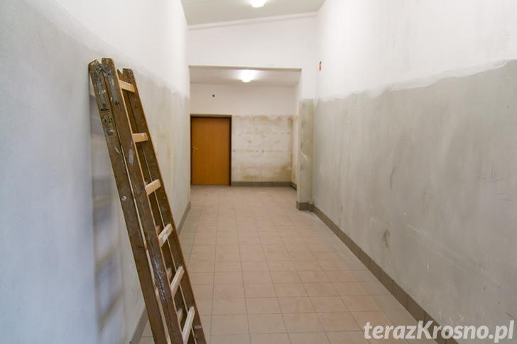 Budowa sali gimnastycznej w Świerzowej Polskiej