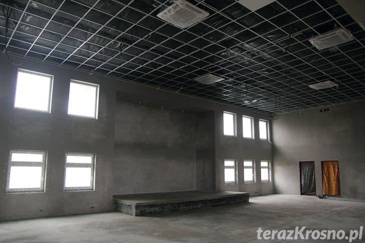 Budowa Domu Ludowego w Żeglcach