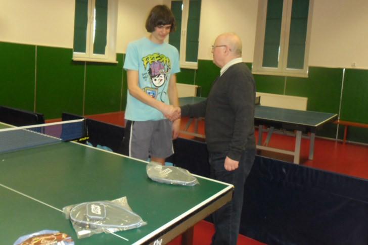 Turnieju Tenisa Stołowego