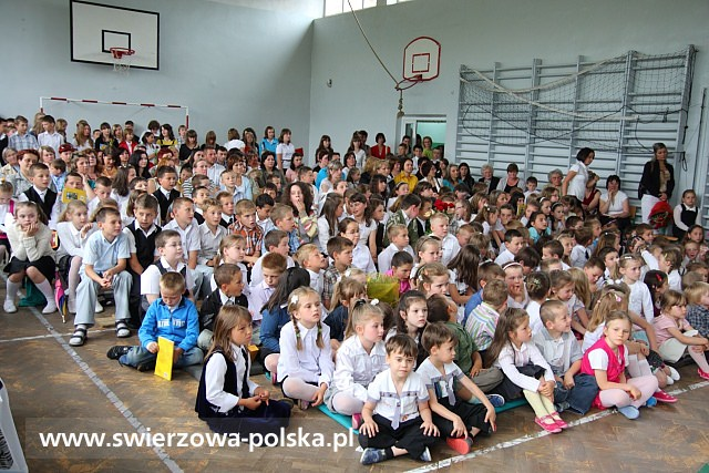 Koniec roku szkolnego - ZS Świerzowa Polska