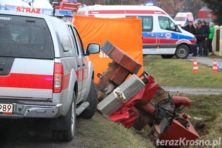Śmiertelny wypadek w Potoku