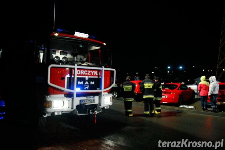 Nocna Jazda Baz Celu - Pokaz ratownictwa medycznego