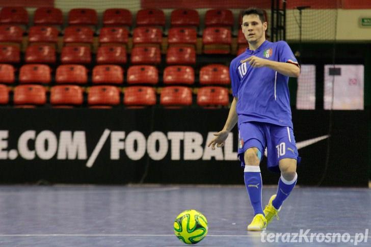 Futsal: Włochy - Finlandia 4:0