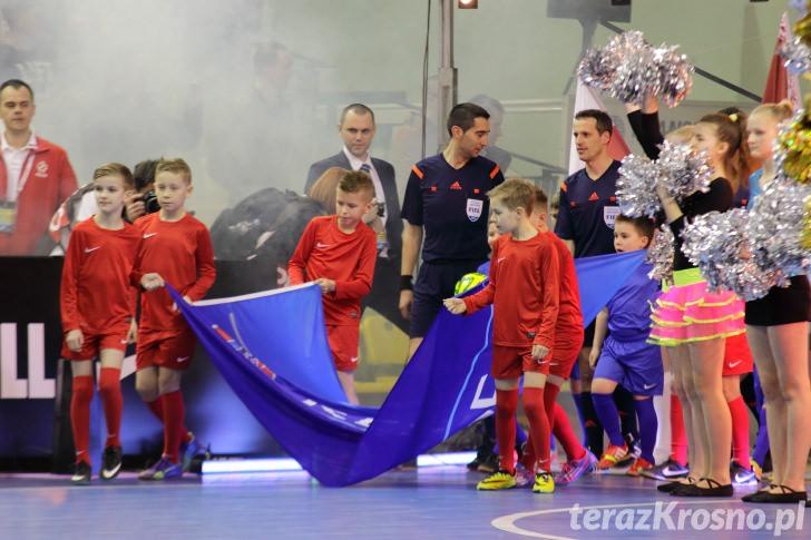 Futsal: Polska - Białoruś 0:0