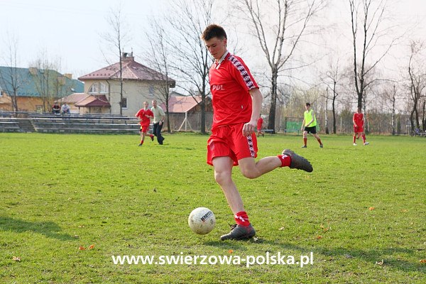Jasiołka Świerzowa Polska - Guzikówka Krosno (juniorzy)