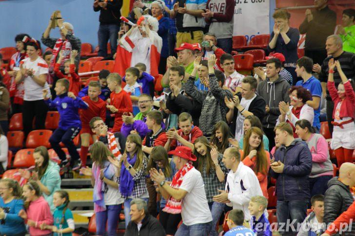 Kibice podczas turnieju w Krośnie