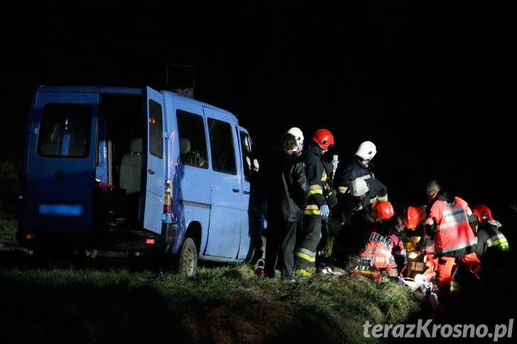 Śmiertelny wypadek w Komborni
