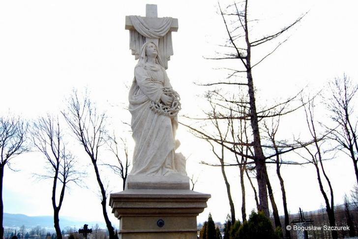 Wielkanoc na dukielskich cmentarzach