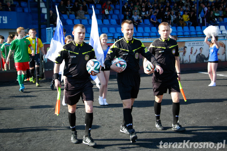 Karpaty Krosno - Lublinianka Lublin 2:0