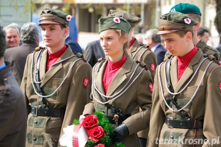Obchody Rocznicowe Zbrodni Katyńskiej i Tragedii Smoleńskiej w Krośnie