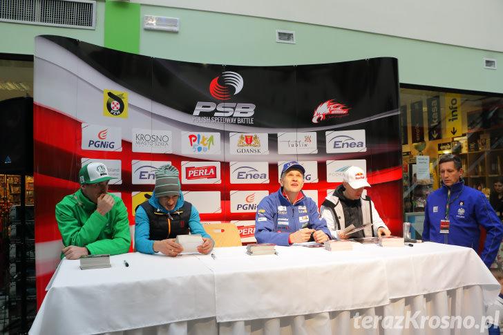 Polish Speedway Battle - Sesja autografów w Krośnie