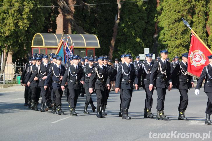 Obchody Dnia Strażaka OSP w Krościenku Wyżnym