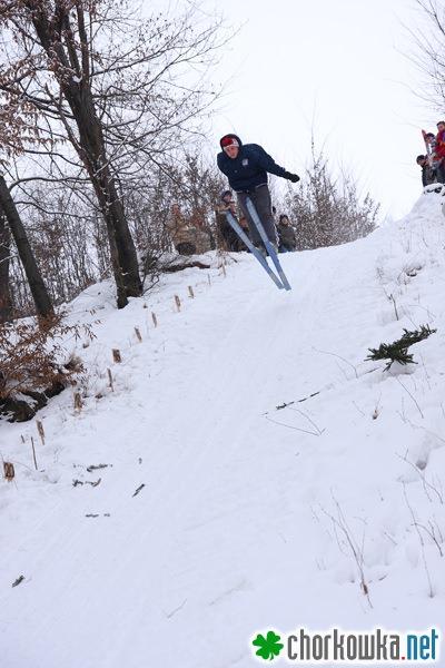 Zawody w skokach narciarskich w Głowience