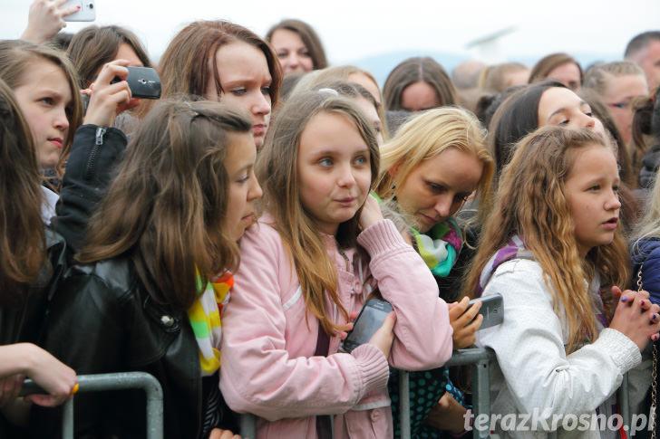 Balony nad Krosnem 2015 - Koncert Najlepszy przekaz w mieście