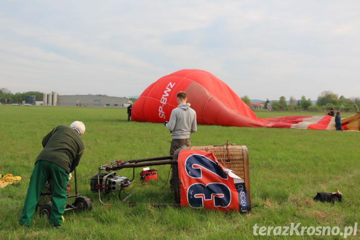 Balony nad Krosnem 2015 - Konkurencje balonowe