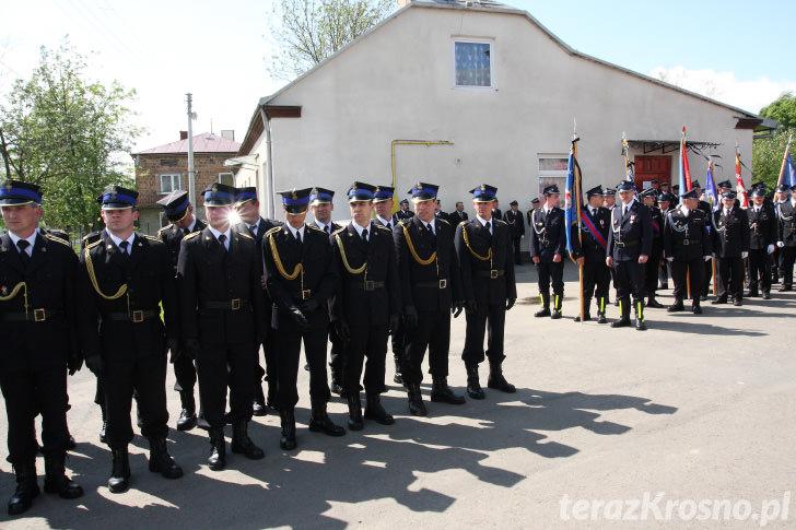 Pogrzeb druhów OSP Szczepańcowa