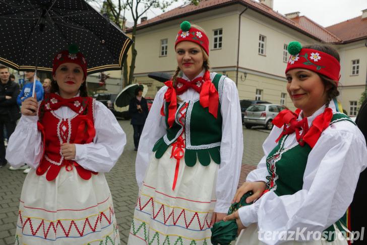 Juwenalia 2015 Krosno - Przemarsz