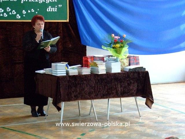 Koniec roku szkolnego w ZS Świerzowa Polska