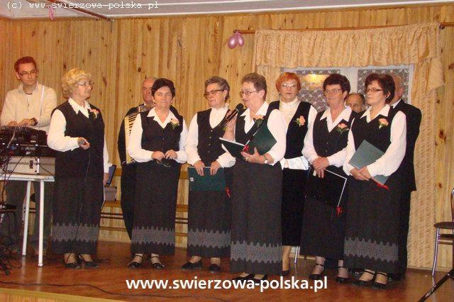 Dzień Seniora w Świerzowej Polskiej