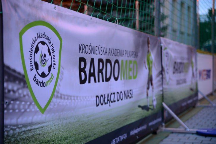 Otwarcie Krośnieńskiej Akademii Piłkarskiej Bardomed