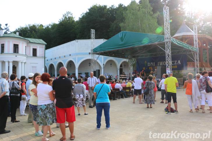 Dni Iwonicza 2015 - Koncert Haliny Kunickiej