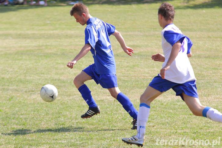 Turniej Piłki Nożnej o Puchar Burmistrza Gminy Jedlicze 2015