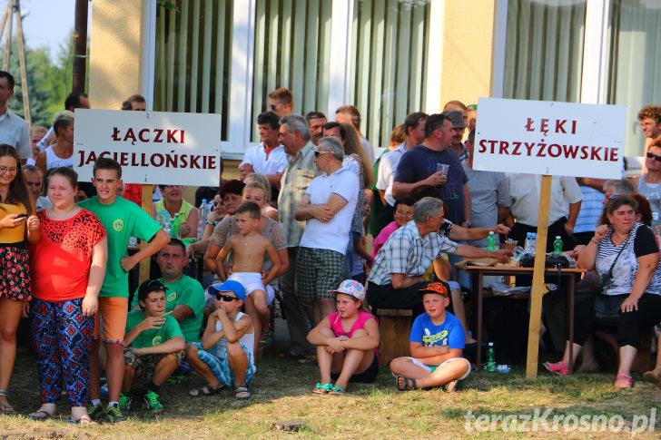 Turniej Sołectwa Gminy Wojaszówka 2015