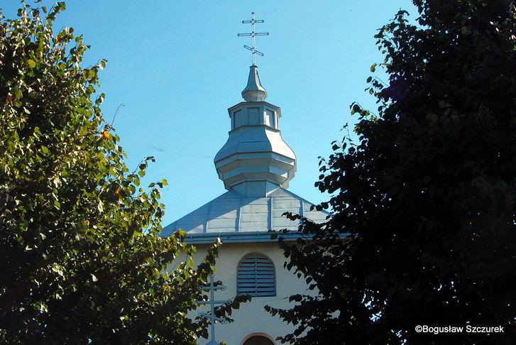 30-lecia poświęcenia cerkwi pw. Św. Mikołaja w Zyndranowej