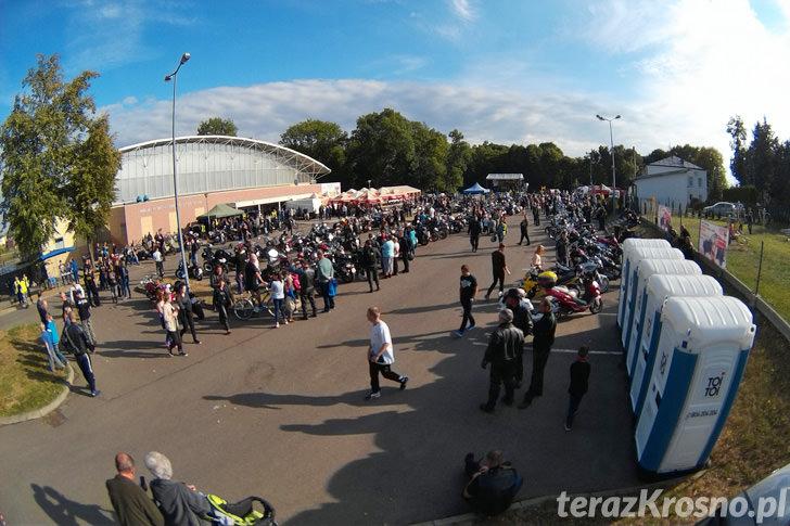Moto Party Jedlicze 2015 - Parada motocykli