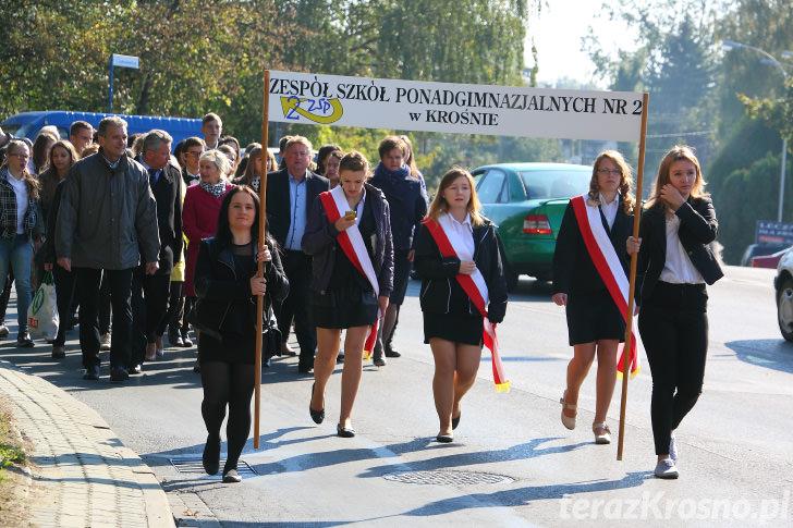 Jubileusz 50-lecia ZSP Nr 2 w Krośnie (Bursa)