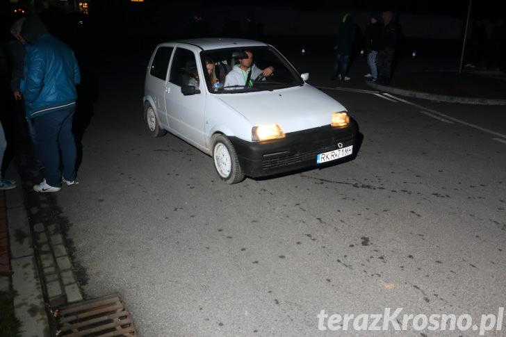 Nocna Jazda Samochodem Bez Celu Krosno - 5 grudnia 2015