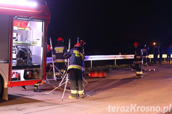 Śmiertelny wypadek w Świerzowej Polskiej