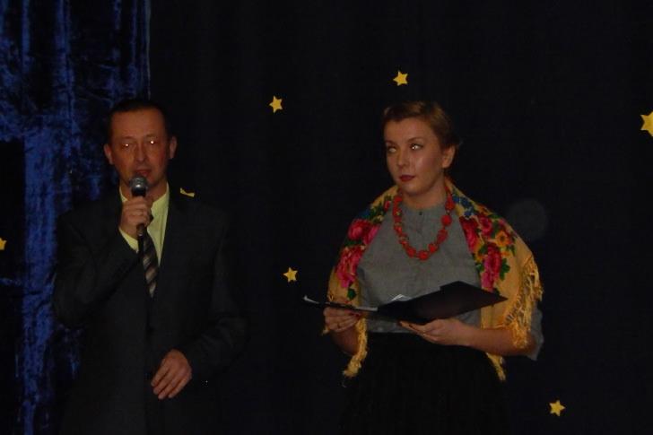 Spotkanie jasełkowo - opłatkowe w Żeglcach