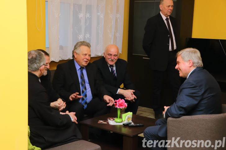 Otwarcie Dziennego Klubu Seniora Cafe 60+ w Polance