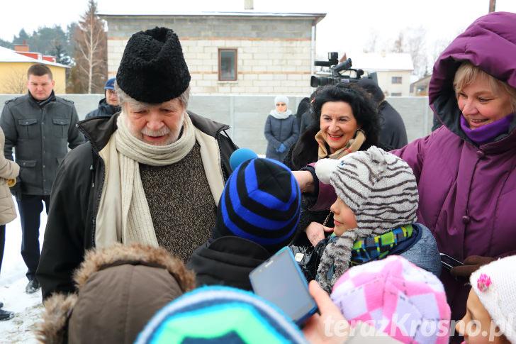 Obchody Międzynarodowego Dnia Pamięci o Ofiarach Holokaustu w Krośnie