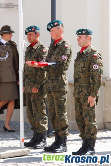Krosno: Uroczystości z okazji Święta Wojska Polskiego