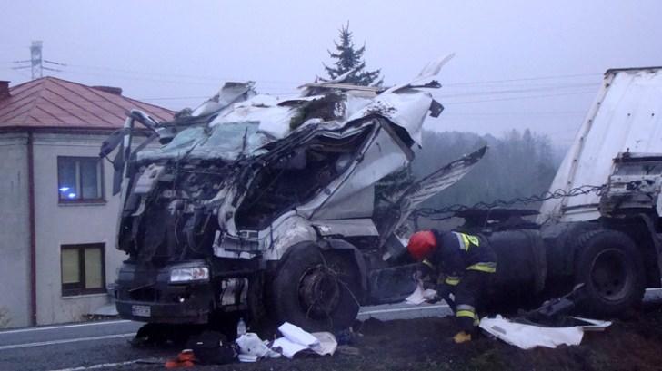 Śmiertelny wypadek w Barwinku
