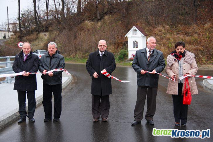 Otwarcie mostu w Głowience