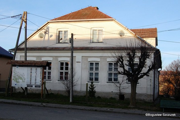 Wystawa etnograficzna w Jaśliskach