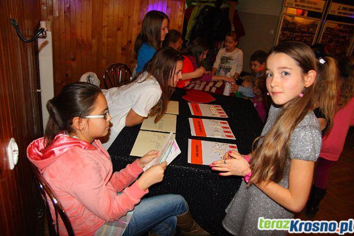Andrzejki dla dzieci i młodzieży w Chorkówce