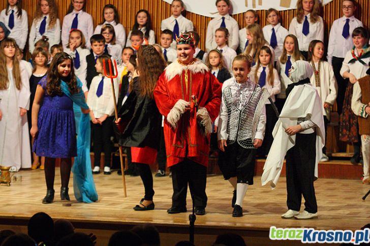 Krosno: Jasełka w Zespole Szkół Muzycznych