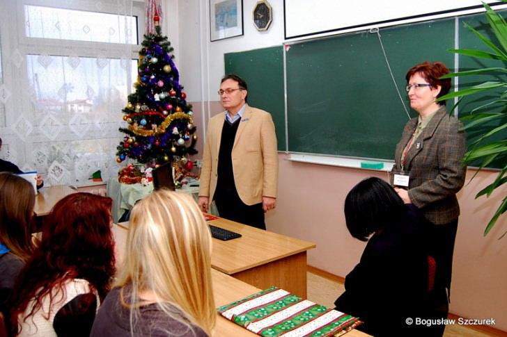 Spotkanie z Prezesem Radia Rzeszów