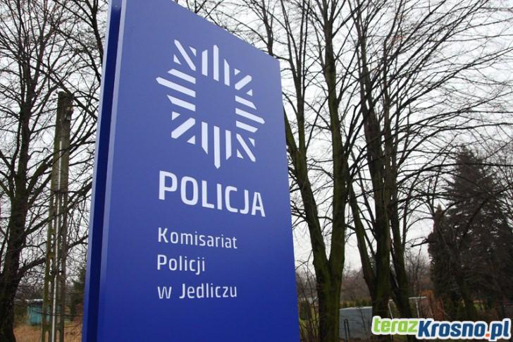 Otwarcie Komisariatu Policji w Jedliczu