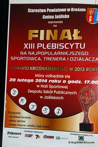 XIII plebiscyt na najpopularniejszych sportowców