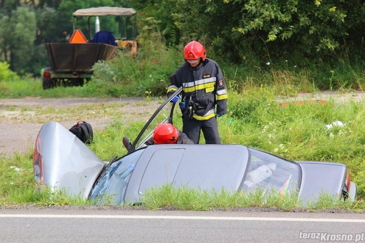 Śmiertelny wypadek w Rogach