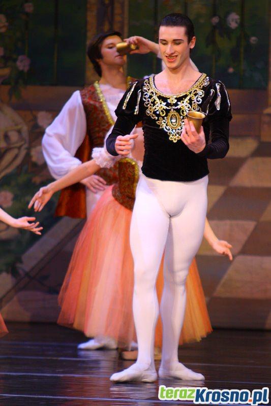 Jezioro łabędzie Royal Russian Ballet w RCKP