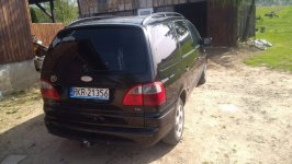 Ford Galaxy 1.9tdi 2001r