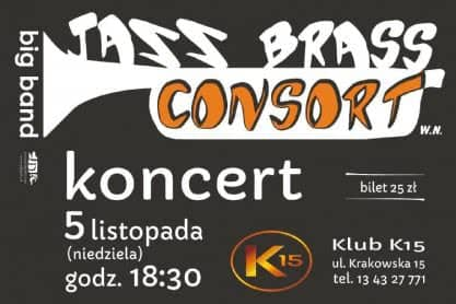 Koncert big band'u Jass Brass Consort