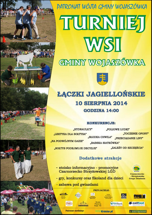 VII Turniej Wsi Gminy Wojaszówka