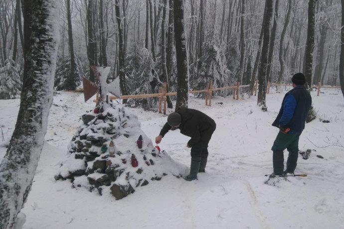Cmentarz w Jaśliskach